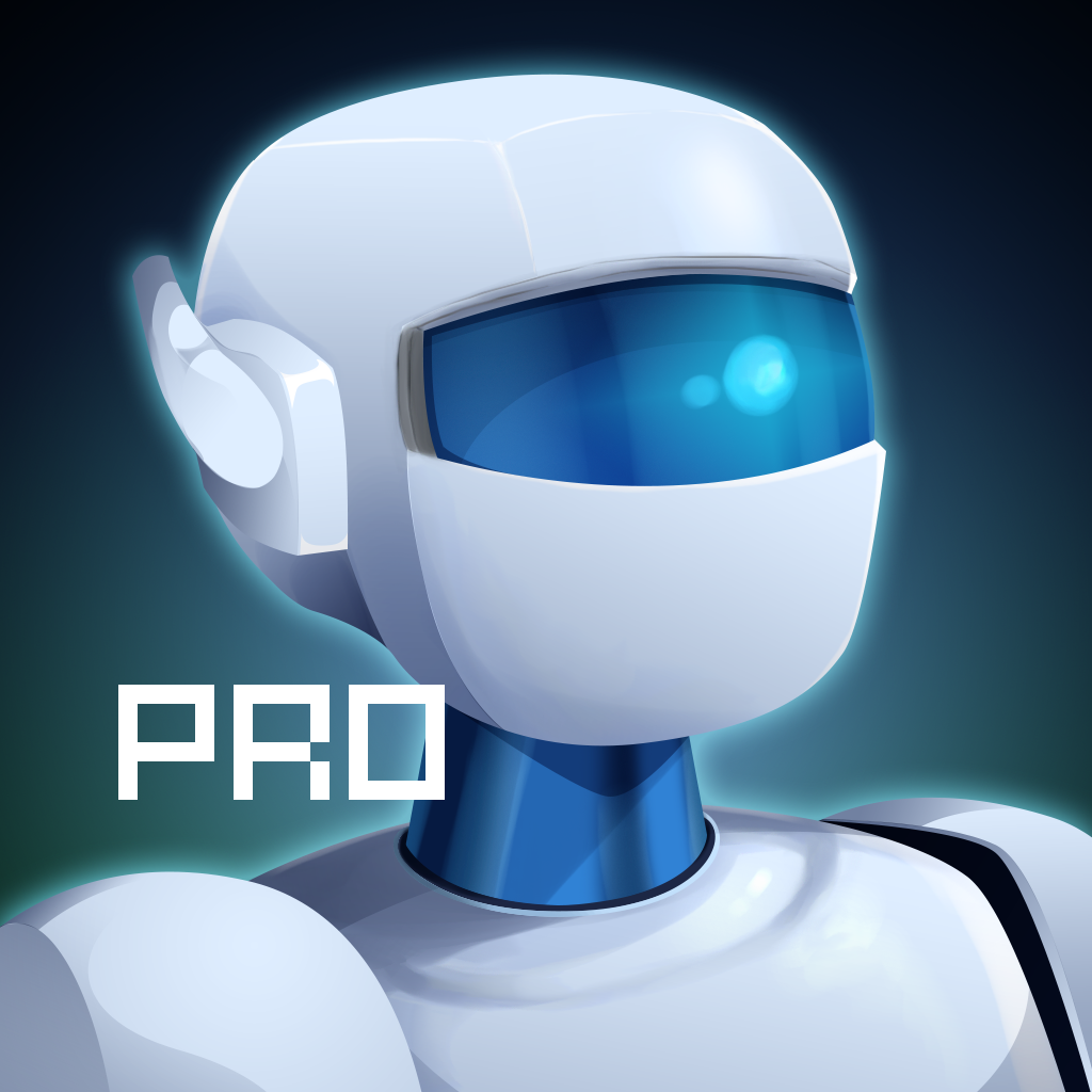 Atom Robot Race PRO - Old School Platformer Game HD